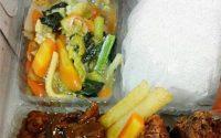 Mengintip Kelezatan Nasi Box Bistik Daging
