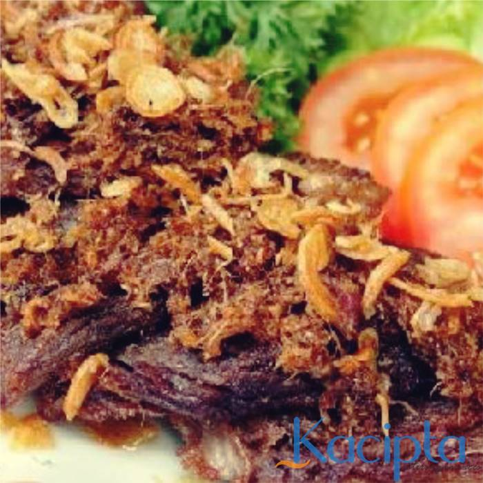 Nasi Box Gepuk Daging, Sajian Istimewa Menu Nasi Box