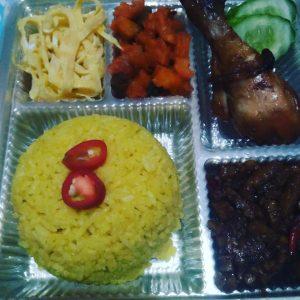 Nasi Kotak Cisayong