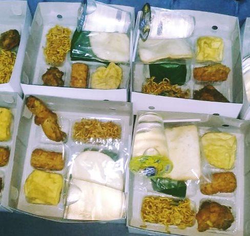 Catering Singaparna - Nasi Box Singaparna