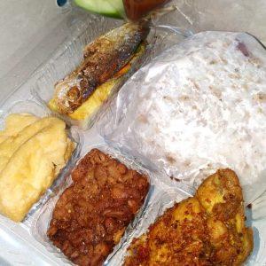 Paket Nasi To Nasi Box Khas Sunda Kacipta Catering Tasikmalaya